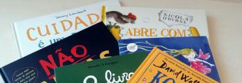 Município assinala Dia da Criança com aquisição de livros e serviço de empréstimo domiciliário take away